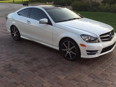 2015 Mercedes-Benz C-Class lease in Naples,FL - Swapalease.com