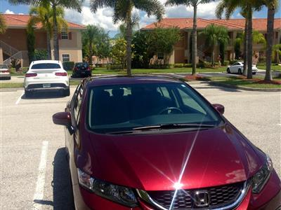 2015 Honda Civic lease in North Port,FL - Swapalease.com