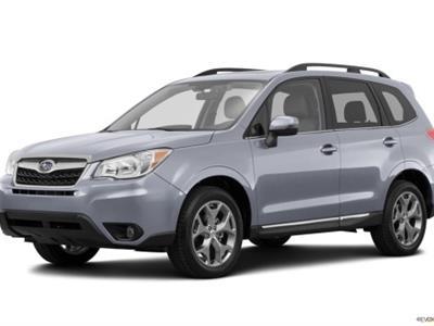 2016 Subaru Forester lease in Boca Raton,FL - Swapalease.com