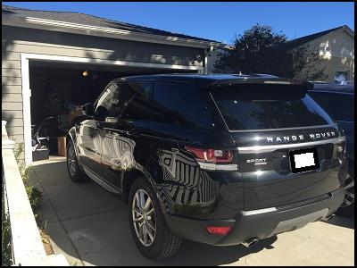 2015 Land Rover Range Rover Sport lease in Los Angeles,CA - Swapalease.com
