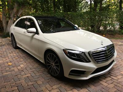 2015 Mercedes-Benz S-Class lease in Del Ray Beach,FL - Swapalease.com