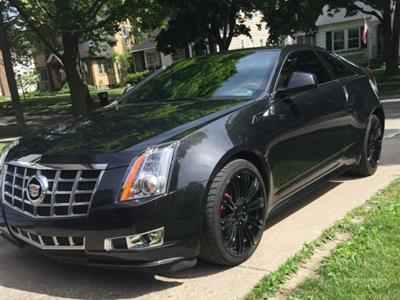 2014 Cadillac CTS lease in East Grand Rapids,MI - Swapalease.com