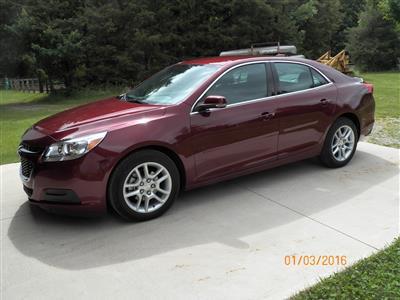 2016 Chevrolet Malibu lease in Oakley,MI - Swapalease.com