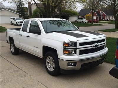 2015 Chevrolet Silverado 1500 lease in Frankenmuth,MI - Swapalease.com