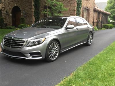 2015 Mercedes-Benz S-Class lease in Munster,IN - Swapalease.com