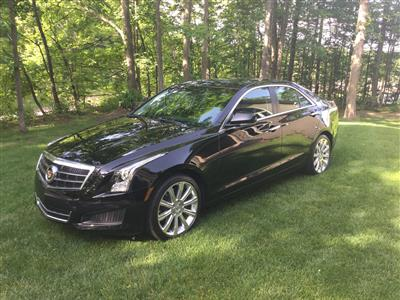 2014 Cadillac ATS lease in Traverse City,MI - Swapalease.com