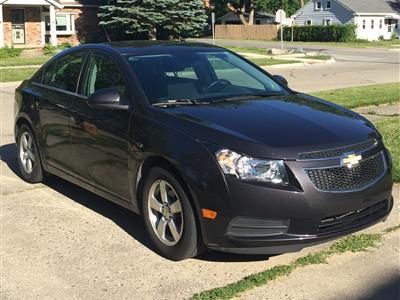 2014 Chevrolet Cruze lease in Detroit,MI - Swapalease.com