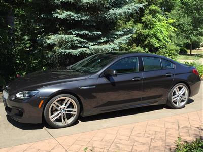 2015 BMW 6 Series lease in Perrysburg,OH - Swapalease.com