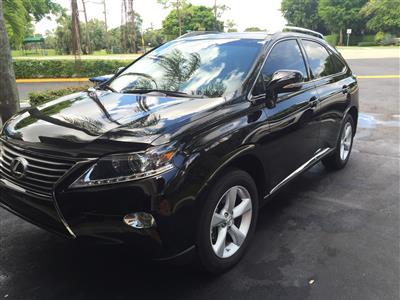 2015 Lexus RX 350 lease in Coral Springs,FL - Swapalease.com
