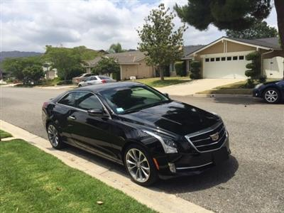 2015 Cadillac ATS Coupe lease in Ventura,CA - Swapalease.com
