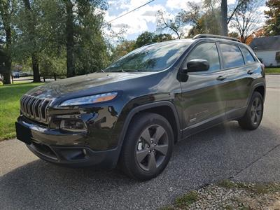 2016 Jeep Cherokee lease in Minneapolis,MN - Swapalease.com