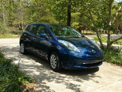 2016 Nissan LEAF lease in Eugene,OR - Swapalease.com