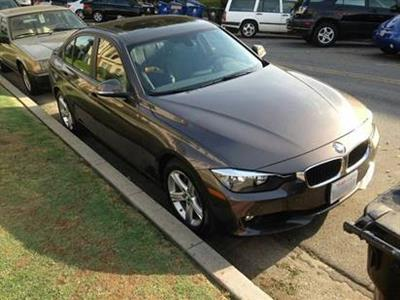 2014 BMW 3 Series lease in West Hollywood,CA - Swapalease.com
