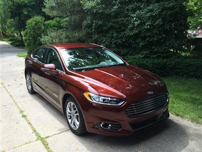 2015 Ford Fusion Hybrid lease in Charlottesville,VA - Swapalease.com