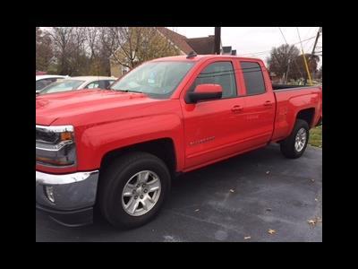 2016 Chevrolet Silverado 1500 lease in Cincinnati,OH - Swapalease.com