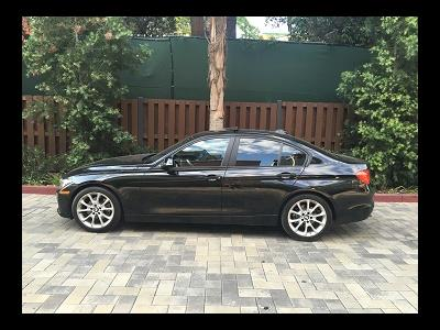 2014 BMW 3 Series lease in Los Angeles,CA - Swapalease.com