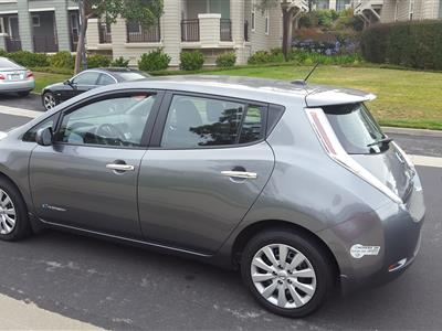 2015 Nissan LEAF lease in San Francisco,CA - Swapalease.com
