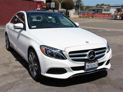 2016 Mercedes-Benz C-Class lease in Castro Valley,CA - Swapalease.com