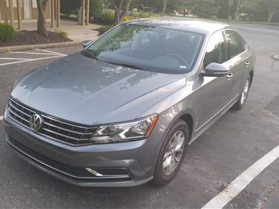 2016 Volkswagen Passat lease in Overland Park,KS - Swapalease.com