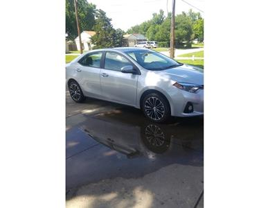 2016 Toyota Corolla lease in Wichita,KS - Swapalease.com
