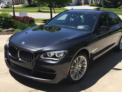 2015 BMW 7 Series lease in Naperville,IL - Swapalease.com