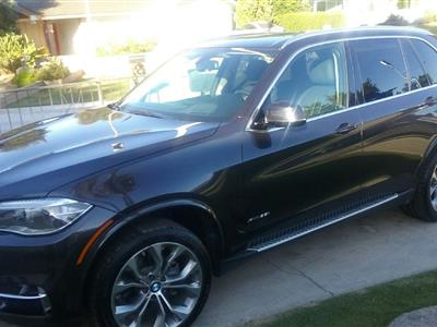 2016 BMW X5 lease in Bakerfield,CA - Swapalease.com