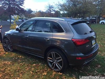 2016 Audi SQ5 lease in Huntingdon Valley,PA - Swapalease.com