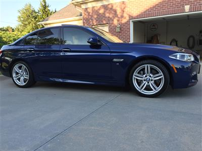 2015 BMW 5 Series lease in Lincoln,NE - Swapalease.com
