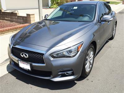 2015 Infiniti Q50 lease in Diamond Bar,CA - Swapalease.com