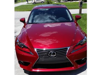 2015 Lexus IS 250 lease in Cape Coral,FL - Swapalease.com