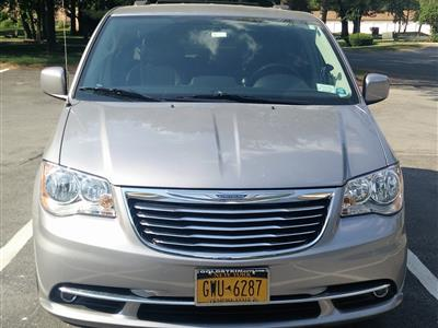 2015 Chrysler Town and Country lease in Clifton Park,NY - Swapalease.com