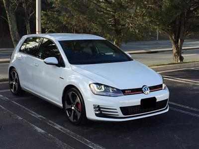 2016 Volkswagen GTI lease in Gaithersburg,MD - Swapalease.com