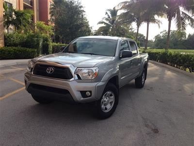 2015 Toyota Tacoma lease in delray beach,FL - Swapalease.com