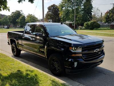 2016 Chevrolet Silverado 1500 lease in Monroe,MI - Swapalease.com
