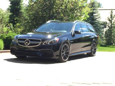 2014 Mercedes-Benz E63 AMG S lease in Ketchum,ID - Swapalease.com