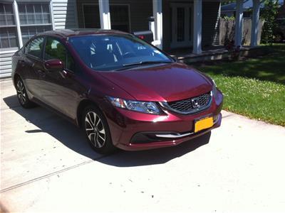 2014 Honda Civic lease in Bay Shore,NY - Swapalease.com