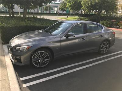 2015 Infiniti Q50S lease in Irvine,CA - Swapalease.com