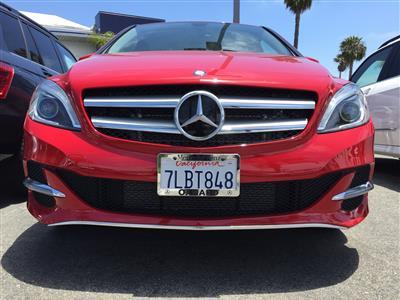 2014 Mercedes-Benz B-Class Electric Drive lease in Oxnard,CA - Swapalease.com