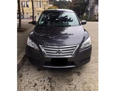 2014 Nissan Sentra lease in Mountain View,CA - Swapalease.com