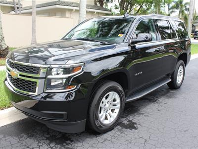 2015 Chevrolet Tahoe lease in BOCA RATON,FL - Swapalease.com