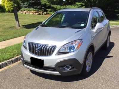 2016 Buick Encore lease in Mount Laurel,NJ - Swapalease.com