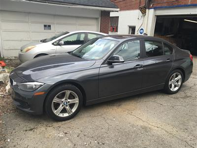 2014 BMW 3 Series lease in Pittsburgh,PA - Swapalease.com