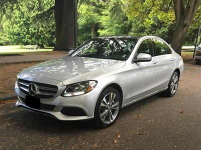 2016 Mercedes-Benz C-Class lease in Seattle,WA - Swapalease.com