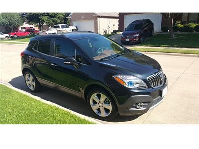 2015 Buick Encore lease in Fort Worth,TX - Swapalease.com