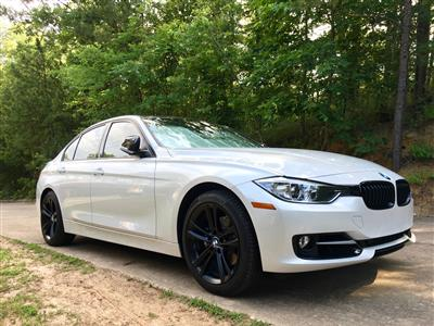 2015 BMW 3 Series lease in Little Rock,AR - Swapalease.com