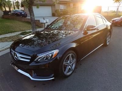 2016 Mercedes-Benz C-Class lease in Beverly Hills,CA - Swapalease.com