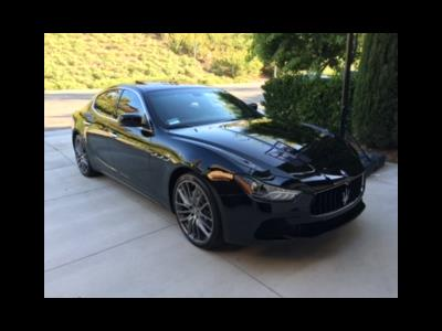 2016 Maserati Ghibli lease in Newport Beach,CA - Swapalease.com