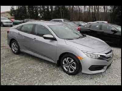 2016 Honda Civic lease in Watchung,NJ - Swapalease.com