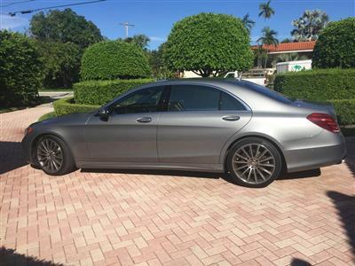 2015 Mercedes-Benz S-Class lease in Miami,FL - Swapalease.com