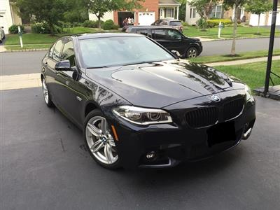 2015 BMW 5 Series lease in Princeton,NJ - Swapalease.com